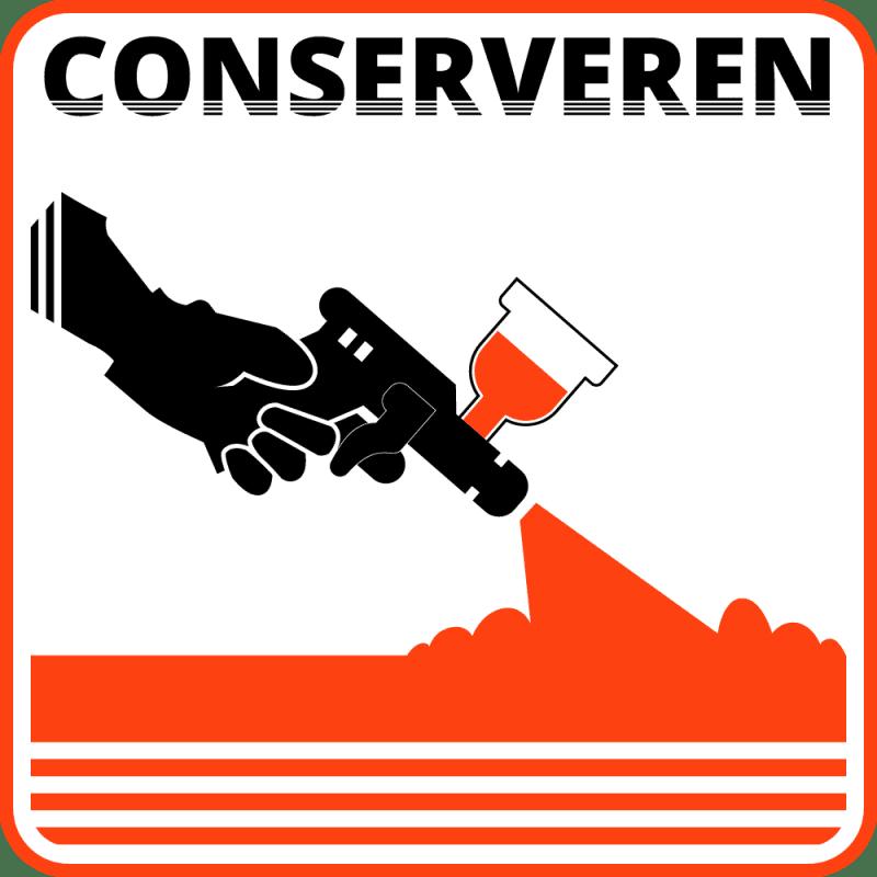 Icoon conserveren | Gloeitechniek Brabant