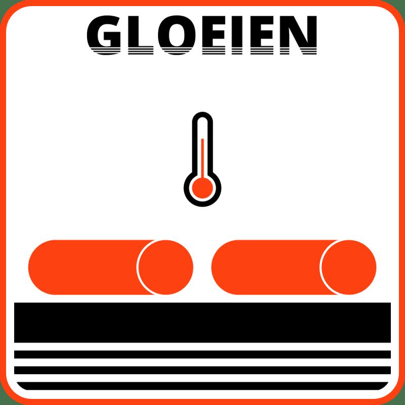 Icoon Gloeien | Gloeitechniek Brabant